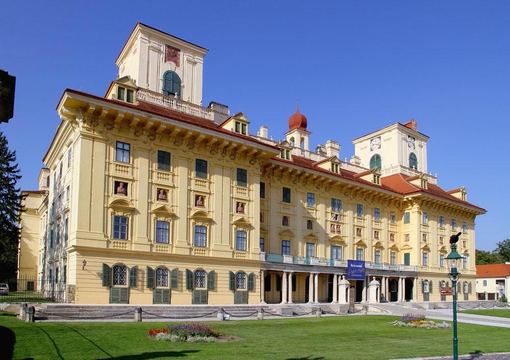 burgenlandi Esterházy-kastély