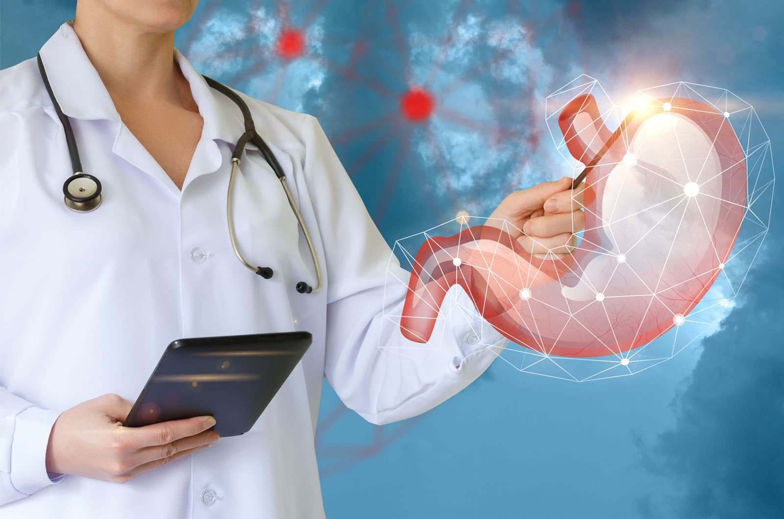 gasztroenterológus