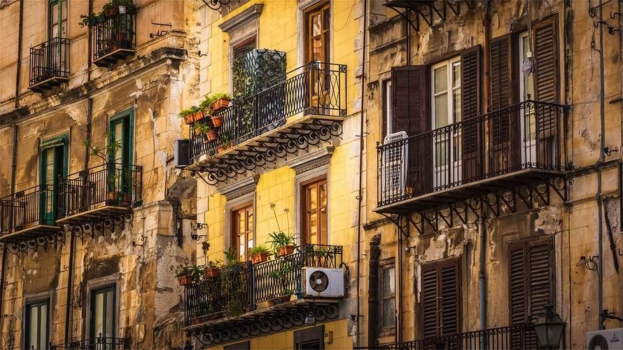 Palermo látnivalók
